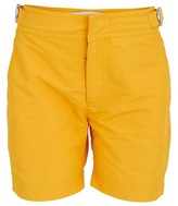 Orlebar Brown Yellow Russell Swimshorts