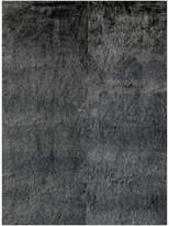 Loloi Rugs Loloi Finley Black and Charcoal, 2'x3'
