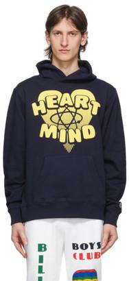 Billionaire Boys Club Navy Heart and Mind Hoodie