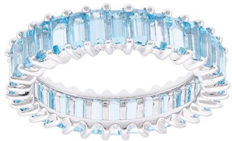 Dana Rebecca Designs Topaz Eternity Ring