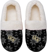 Unbranded Women's UCF Knights Ugly Knit Moccasin Slippers