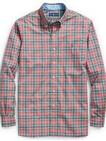 Ralph Lauren Classic Fit Plaid Cotton Shirt