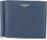 Givenchy Paris billfold wallet - men - Calf Leather - One Size
