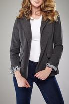 Insight Grey Ponte Jacket