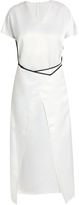 Rosetta Getty Apron Dress