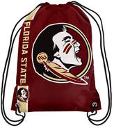 Forever Collectibles Florida State Seminoles Big Logo Drawstring Bag