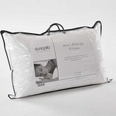 Dunlopillo Pillow Latex Covered with Anti Allergy Fibre, White