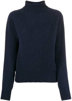 YMC rollneck knit sweater