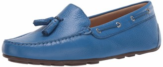 Driver Club Usa Women's Leather Made in Brazil Tassle Driving Loafer