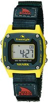 Freestyle Unisex 10022924 Shark Classic Mini Digital Display Japanese Quartz Black Watch