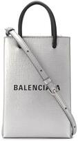 Balenciaga Shopping Phone Holder mini bag