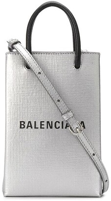 Balenciaga Shopping Phone Holder mini bag