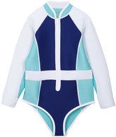 Duskii Girl Darcy long sleeve swimsuit