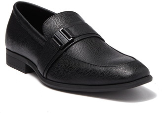 Calvin Klein Lancelot Tumbled Smooth Loafer
