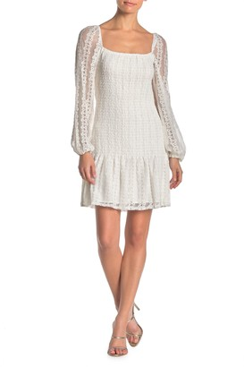 Do & Be Do + Be Lace Balloon Sleeve Dress