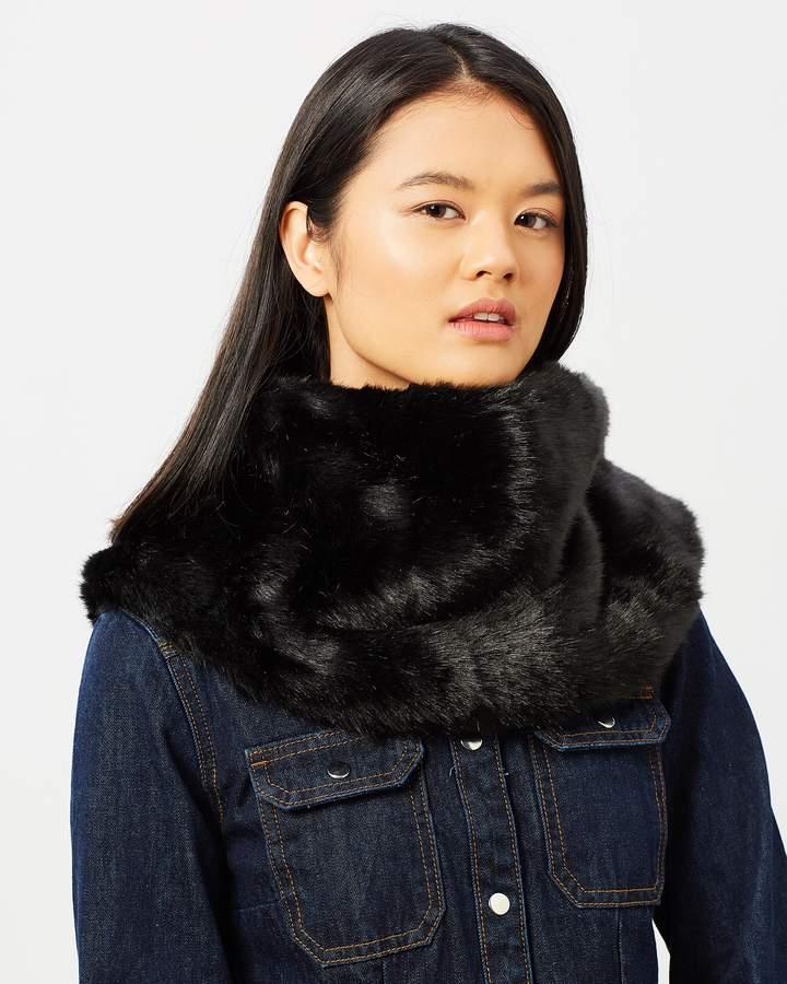 DECJUBA Faux Fur Snood
