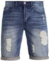Tigha SOLOMON Denim shorts blue