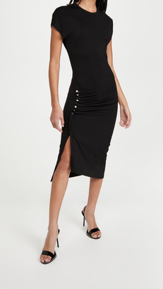 Paco Rabanne Boat Neck Dress