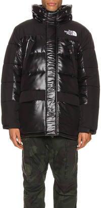 The North Face Insulated Parka in TNF Black | FWRD