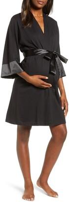 Belabumbum Maternity/Nursing Robe