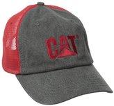 Caterpillar Men's Trademark Mesh Cap