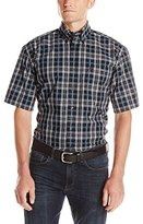 Wrangler Men's George Strait Collection One Pocket Short Sleeve Shirt
