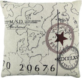 B. Smith Park Park World Square Decorative Pillow