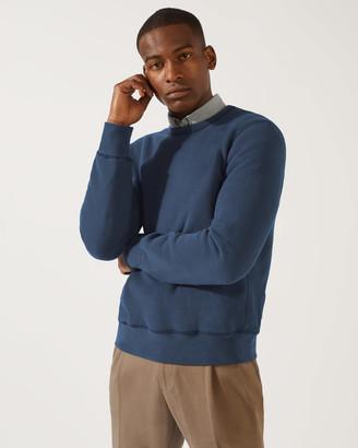 Jigsaw Christopher Crew Sweatshirt