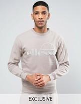 Ellesse Sweatshirt With Large Logo