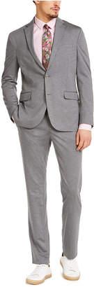 Kenneth Cole Reaction Men Slim-Fit Xtra Flex Stretch Knit Suit