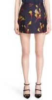 Jason Wu Women's Floral Jacquard Miniskirt