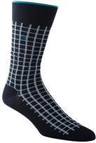 Calvin Klein Double Grid Crew Socks