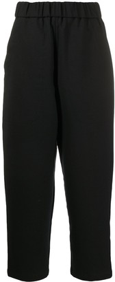 Barena Tapered Cropped Trousers