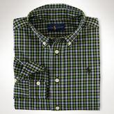 Ralph Lauren 2-7 Plaid Cotton Poplin Shirt