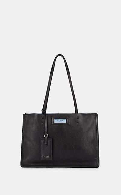 e280ad0e8ae9 Prada Leather Tote Bags - ShopStyle
