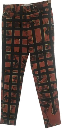 McQ Red Denim - Jeans Jeans for Women