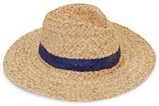 Hat Attack Coastal Rancher Raffia Panama Hat