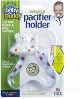Baby Buddy Universal Pacifier Holder, USA Dots by