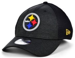 SHADOW TECH Pittsburgh Steelers graph New Era 39Thirty Cap