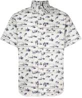 Lanvin sharks print shirt