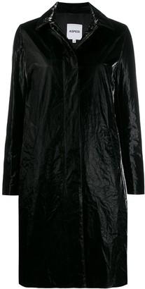 Aspesi plastic-bag coat