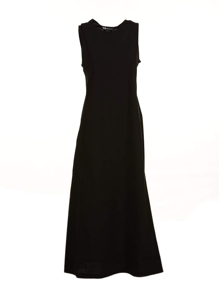Y-3 Long Sleeveless Dress