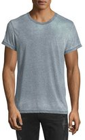 IRO Suissa Short-Sleeve Crewneck T-Shirt, Gray