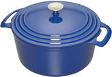 JCPenney Cooks 3-qt. Enameled Cast Iron Dutch Oven