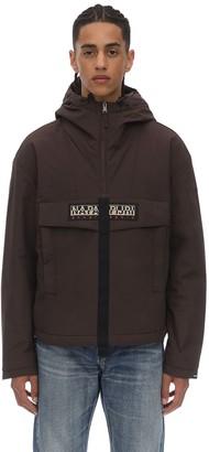 Napapijri Skidoo Creator Laminated Nylon Jacket