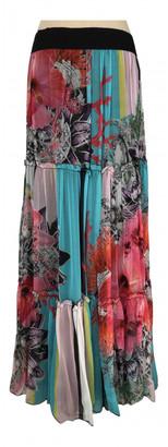 MARCO BOLOGNA Multicolour Silk Skirts