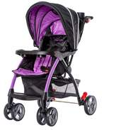 Dream On Me Maldives lightweight stroller, Purple by