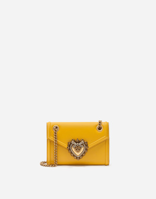 Dolce & Gabbana Smooth Calfskin Devotion Minibag
