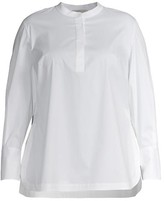 Thumbnail for your product : Lafayette 148 New York, Plus Size Axler Tunic Shirt