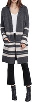 Velvet by Graham & Spencer Ghita Striped Duster Cardigan